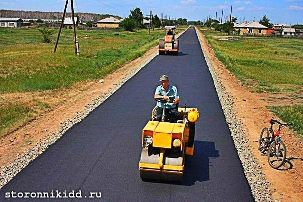 Омская бабушка завещала миллион на строительство дороги