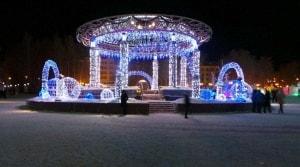 Предновогодняя благотворительная акция поможет детям Ханты-Мансийска